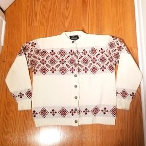 Vintage Mackinaw Clothing & Sportswear Cardigan
